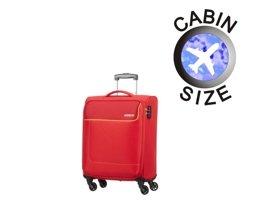 Mała walizka AMERICAN TOURISTER 20G*002 czerwona